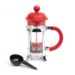 bodum-cafetière-rood